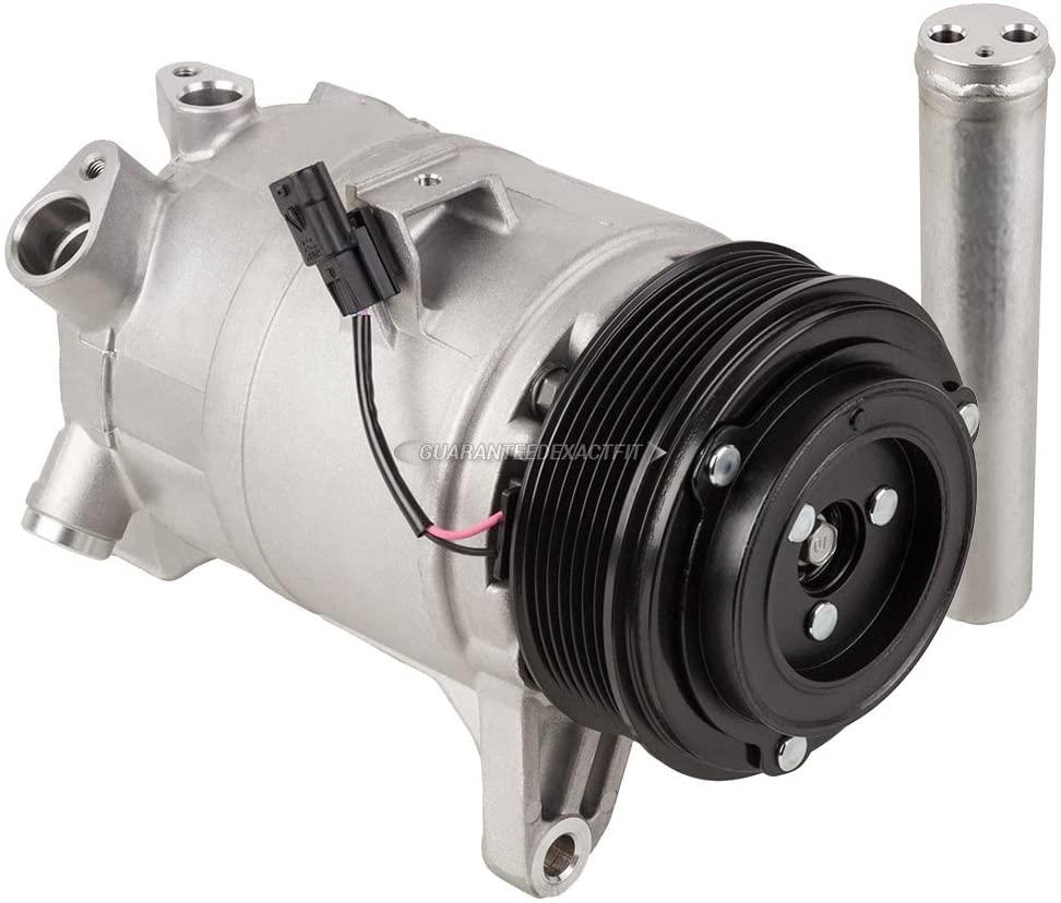 For Nissan Maxima Murano Quest AC Compressor w/A/C Drier - BuyAutoParts 60-88941R2 New