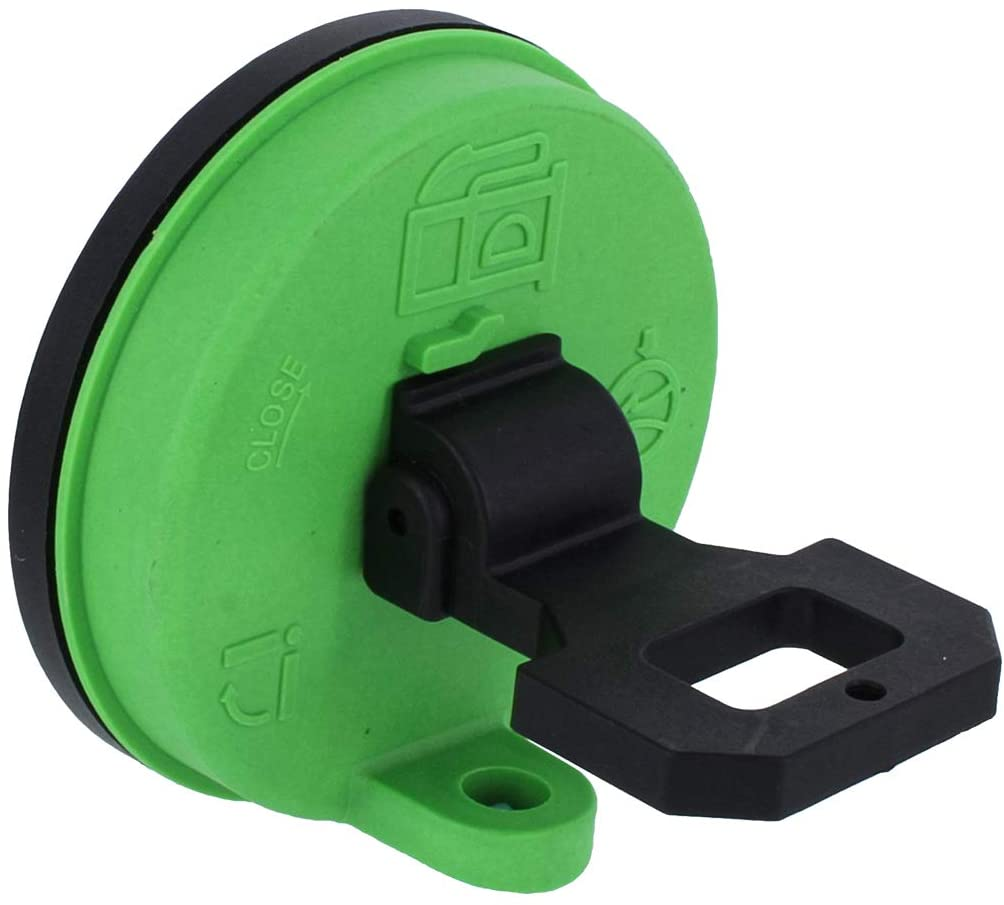 Skid Steer Locking Fuel Cap, Strong Hold and Perfect Sealed, Premium Replacement for Caterpillar CAT Part Number 1428939 2216732 2953350 2010330