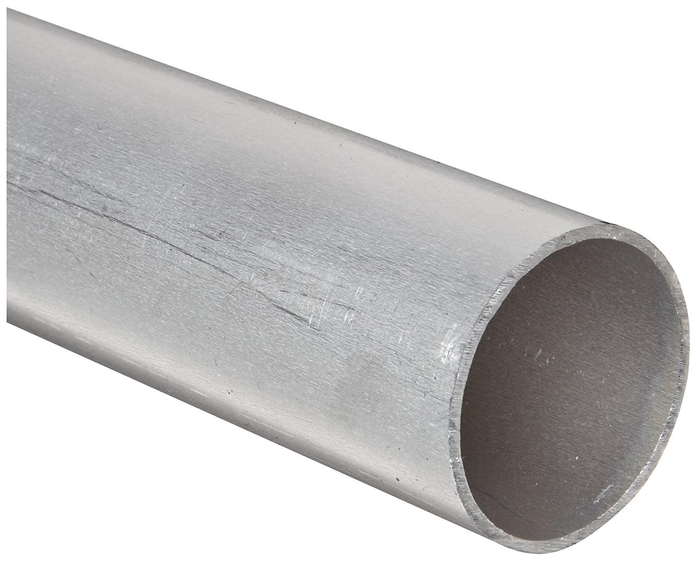 Aluminum 6061-T6 Seamless Round Tubing, WW-T 700/6, 5/8