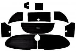 Yamaha Jet Boat Exterior Traction Mat Kit2003 SR230 / 2004 AR230, SR230, SX230