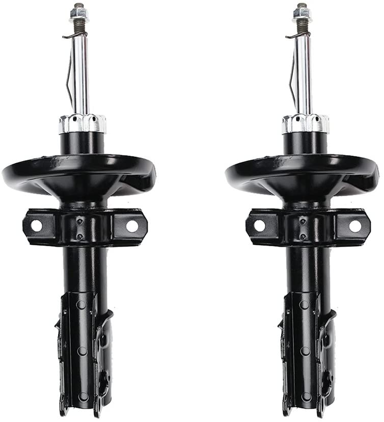 Laprive Auto New Set of 2 Front Shock Absorber Strut Kit for 03-07 Saturn Ion