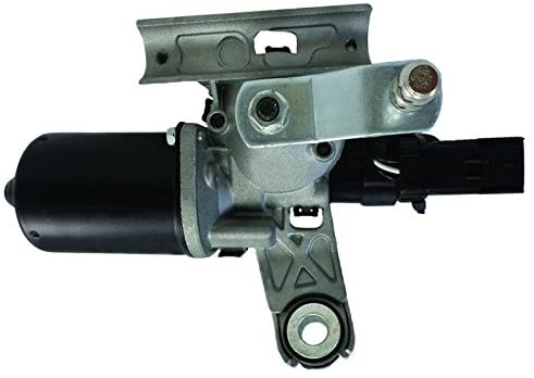 Rareelectrical NEW WIPER MOTOR COMPATIBLE WITH DODGE RAM 1500 2500 3500 4500 55077098AG 55077098AH 85-3025