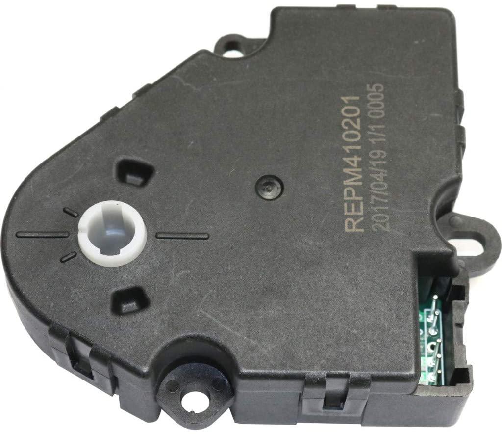 For Mercedes Benz ML320 / ML430 HVAC Heater Blend Door Actuator 1998 99 00 2001   Recirculation   Main   1638200108
