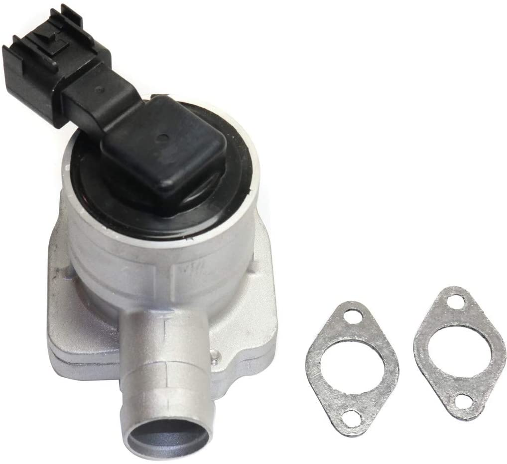 For Pontiac Grand Prix Air Inject Check Valve 2005 06 07 2008 | 0.94 in. Inlet | 0.8 in. Outlet | 911-154 | 12619125