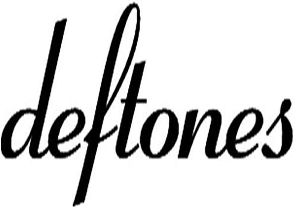 Deftones Rock Band Printed Decal Sticker - 5