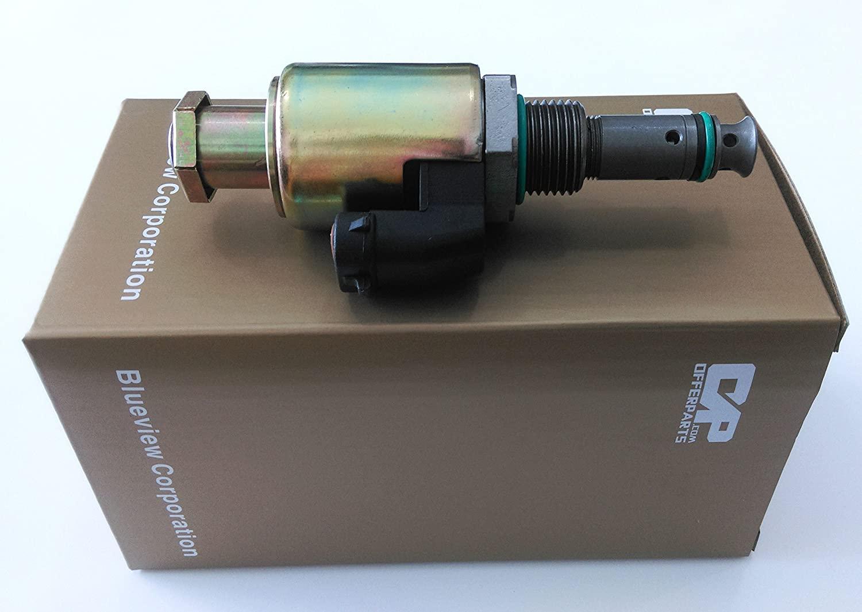 OFFERPARTS Oil Pump Solenoid Valve 1225053 fit to Parkins Engine Caterpillar 325C,325CL Excavator