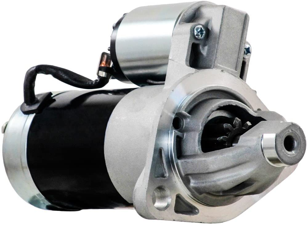 Rareelectrical NEW STARTER MOTOR COMPATIBLE WITH JEEP GRAND CHEROKEE WAGONEER 5.2 .5.9 56004934 M1T76081