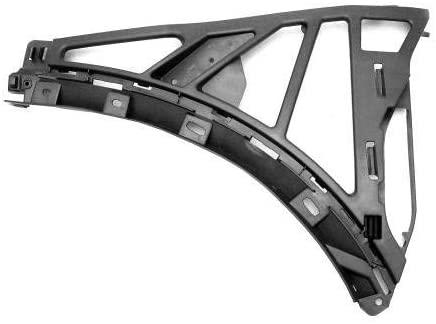 Go-Parts - for 2011 - 2014 Porsche Cayenne Front Bumper Bracket - Right (Passenger) 958 505 178 00 PO1043101 Replacement 2012 2013