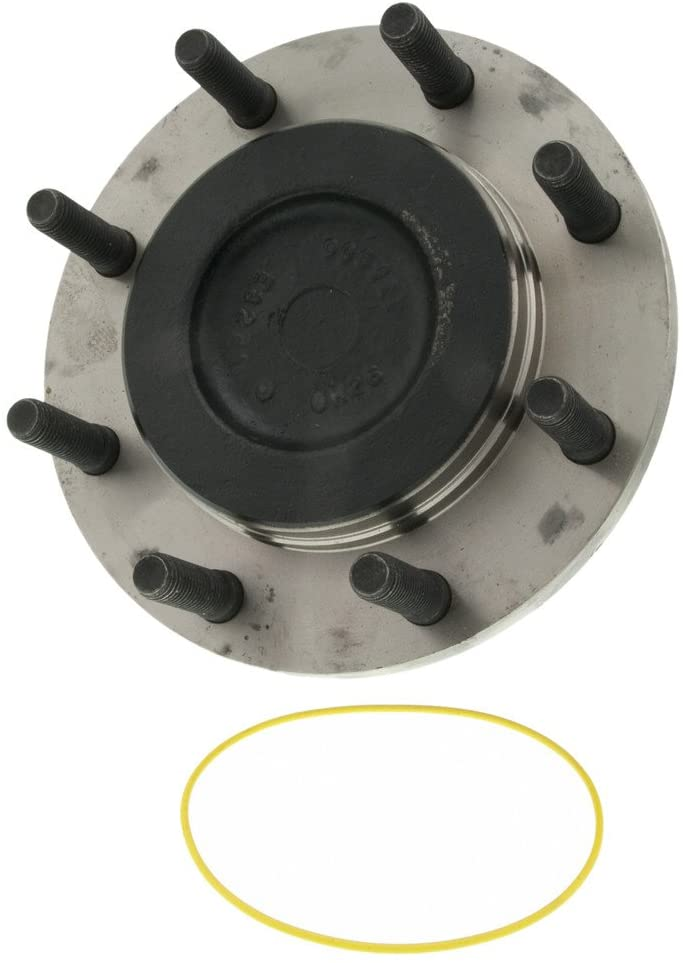 2003 fits Ford F-250 Super Duty Front Wheel Bearing and Hub Assembly (Note: Mono Beam Axle RWD) - One Bearing Included with Two Years Warranty
