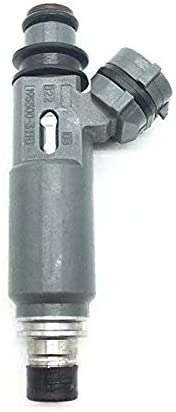 EMIAOTO Fuel Injector Fuel Nozzle Fits for Mazda Protege 1997-2001 1998 1999 2000 1.5L 1.6L 195500-3110 Z599-13-250