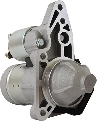 Rareelectrical NEW STARTER MOTOR COMPATIBLE WITH 2015 NISSAN VERSA NOTE 1.6L S114901A S114954A 2300EE00A