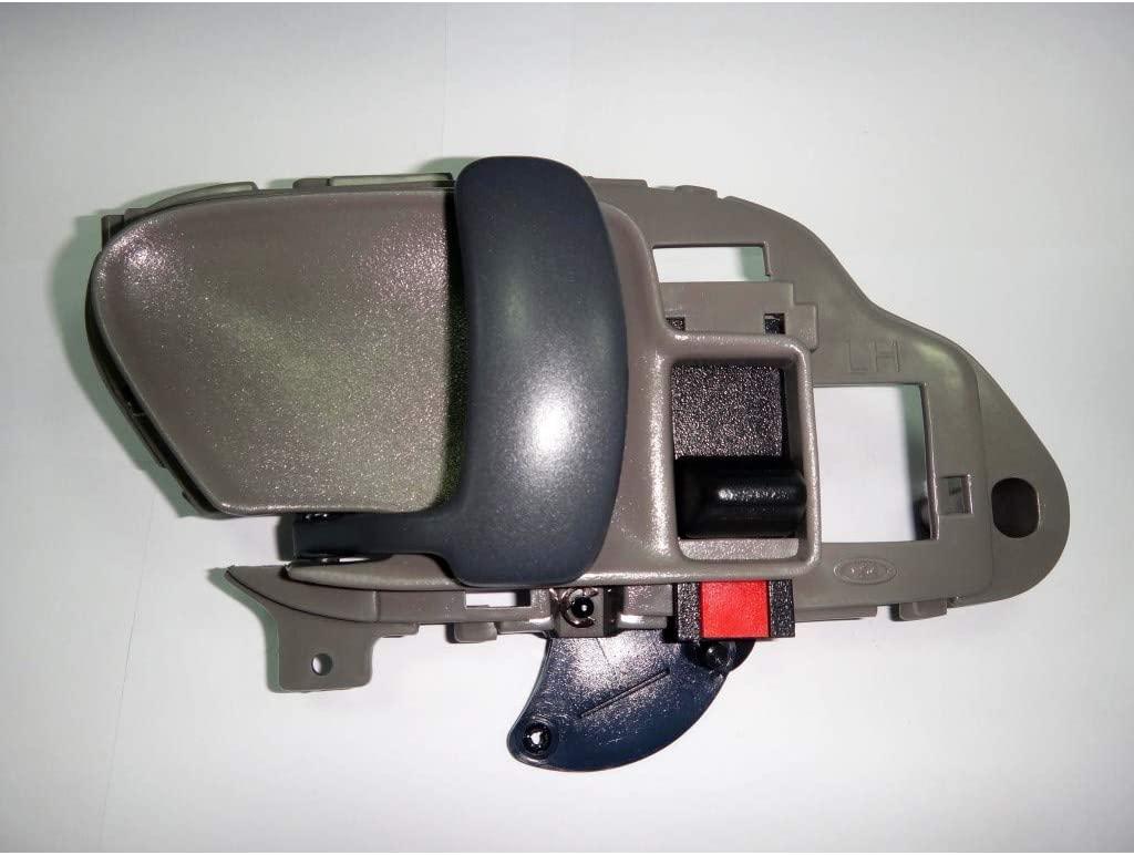 For GMC C2500 Door Handle 1995-2000 Interior | Front Driver Side