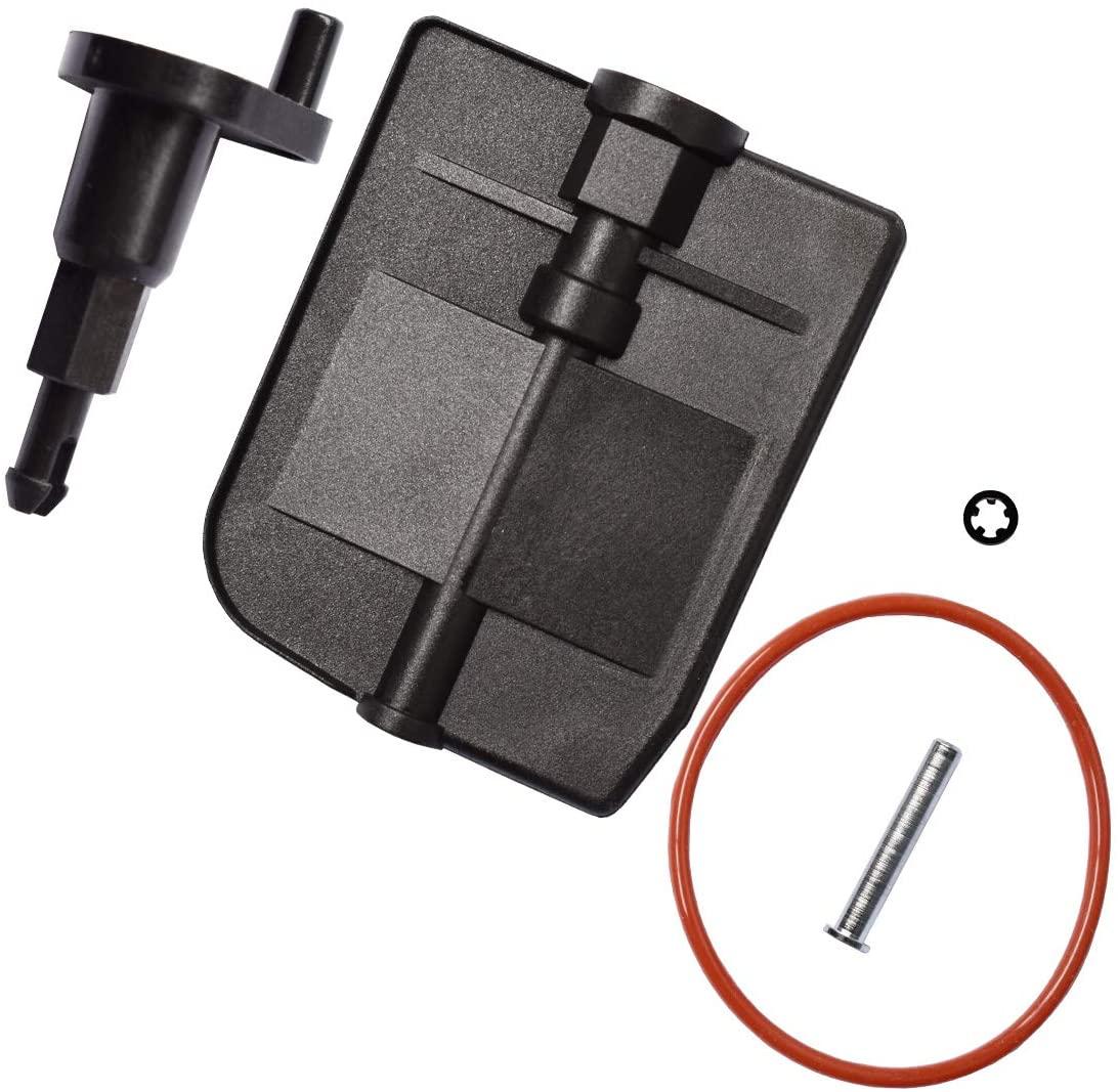 DISA Valve Repair Kit Intake Manifold Flap Adjuster For 2001-2006 BMW M54 E46 325Ci 325i 325xi 525i 11617544806