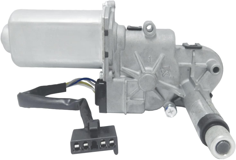 Rareelectrical NEW REAR WIPER MOTOR COMPATIBLE WITH GMC YUKON SPORT UTILITY SLE SLT SPORT 22121535 22154964