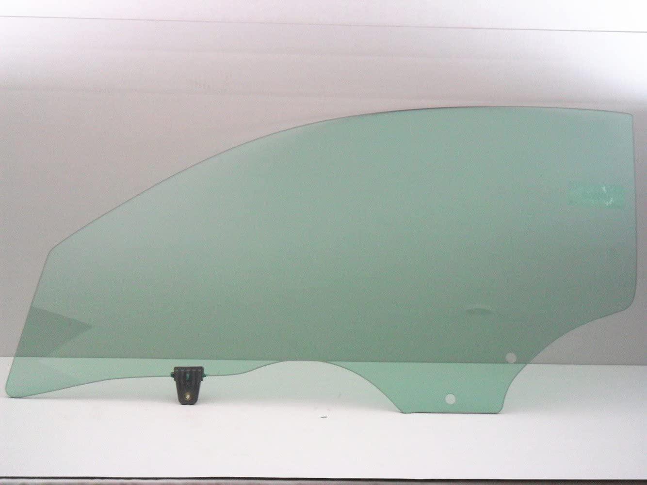 NAGD Driver Left Side Door Window Door Glass Compatible with Infiniti G35 2 Door Coupe 2003-2007 Models