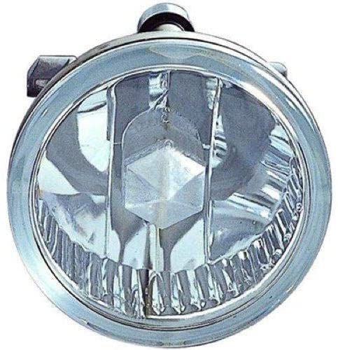 Go-Parts - for 2000 - 2009 Toyota MR2 Spyder Fog Light Lamp Assembly Replacement Housing / Lens / Cover - Right (Passenger) Side 81211-52070 TO2593119 Replacement 2001 2002 2003 2004 2005 2006 2007