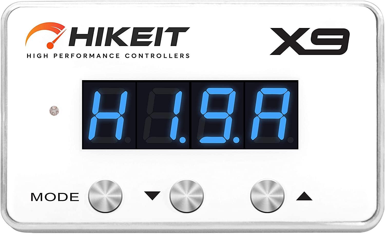 HIKEit Pedal Throttle Response Controller Chip Tuning HI-126 for Chevrolet Silverado, GMC Sierra Terrain, Sierra Denali, Hummer H2, H3(LHD) Performance Module