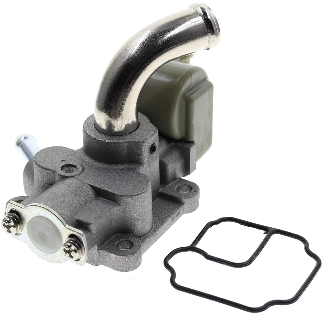 MOTOALL 22270-75030 Idle Air Control Valve for 2.7L Toyota 4Runner 1996-2000 T100 1996-1998 (Tacoma 1996-2000) 2227075030