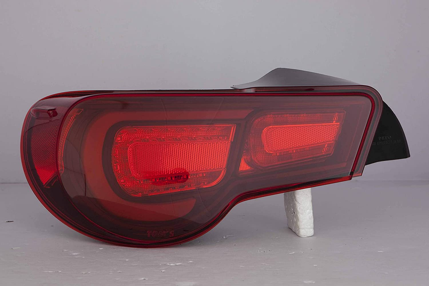 JP Auto Outer Tail Light Compatible With Scion Frs Subaru Brz 2013 Driver Left And Passenger Right Side Pair Set Taillamp
