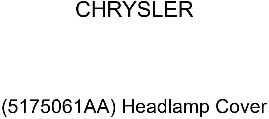 Genuine Chrysler (5175061AA) Headlamp Cover