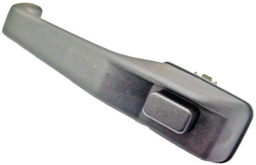 For DODGE RAM 3500 VAN Door Handle 1999-2003 Exterior | Front Passenger Side (Texture/Black Finish)