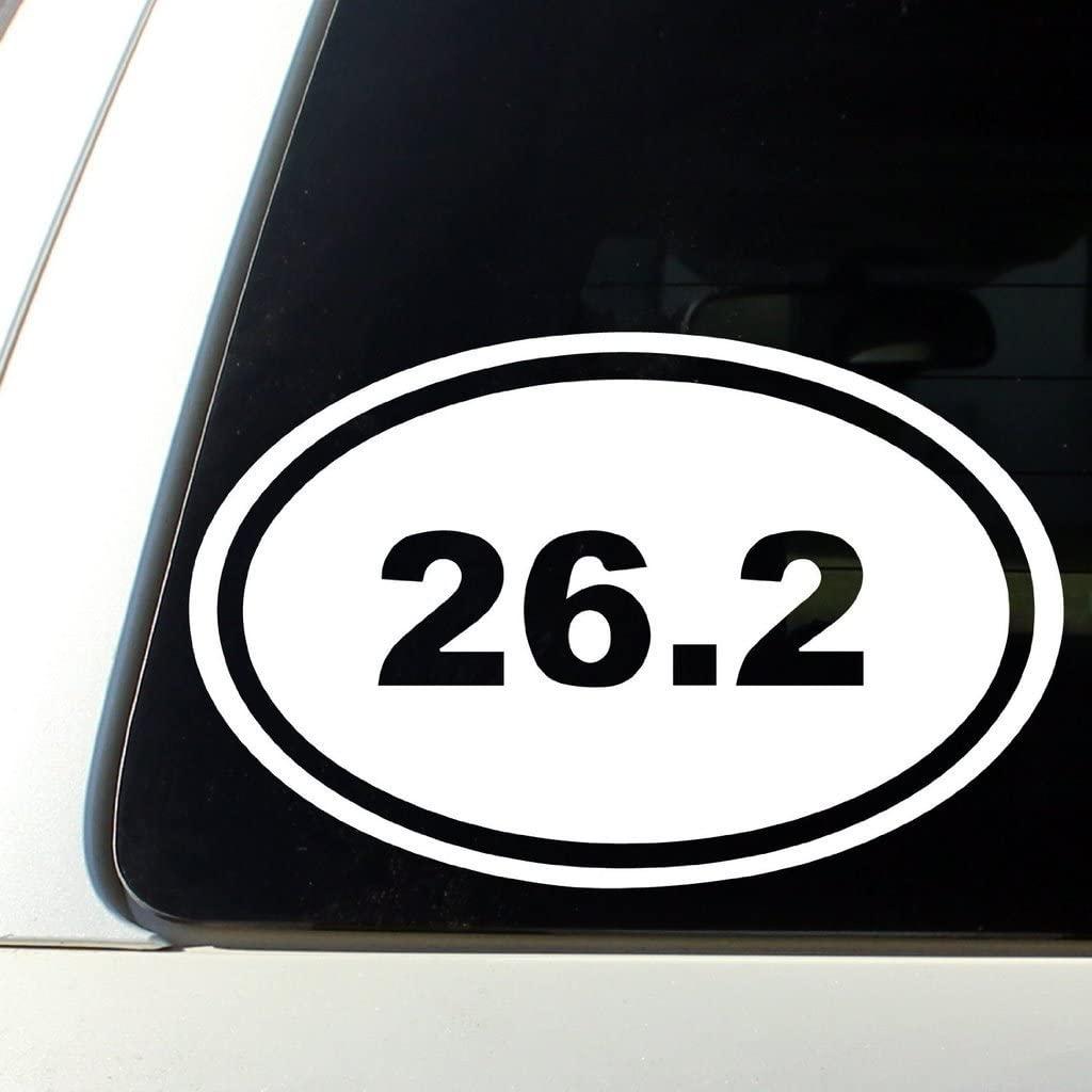CCI103-26.2 Euro Decal 6 in White