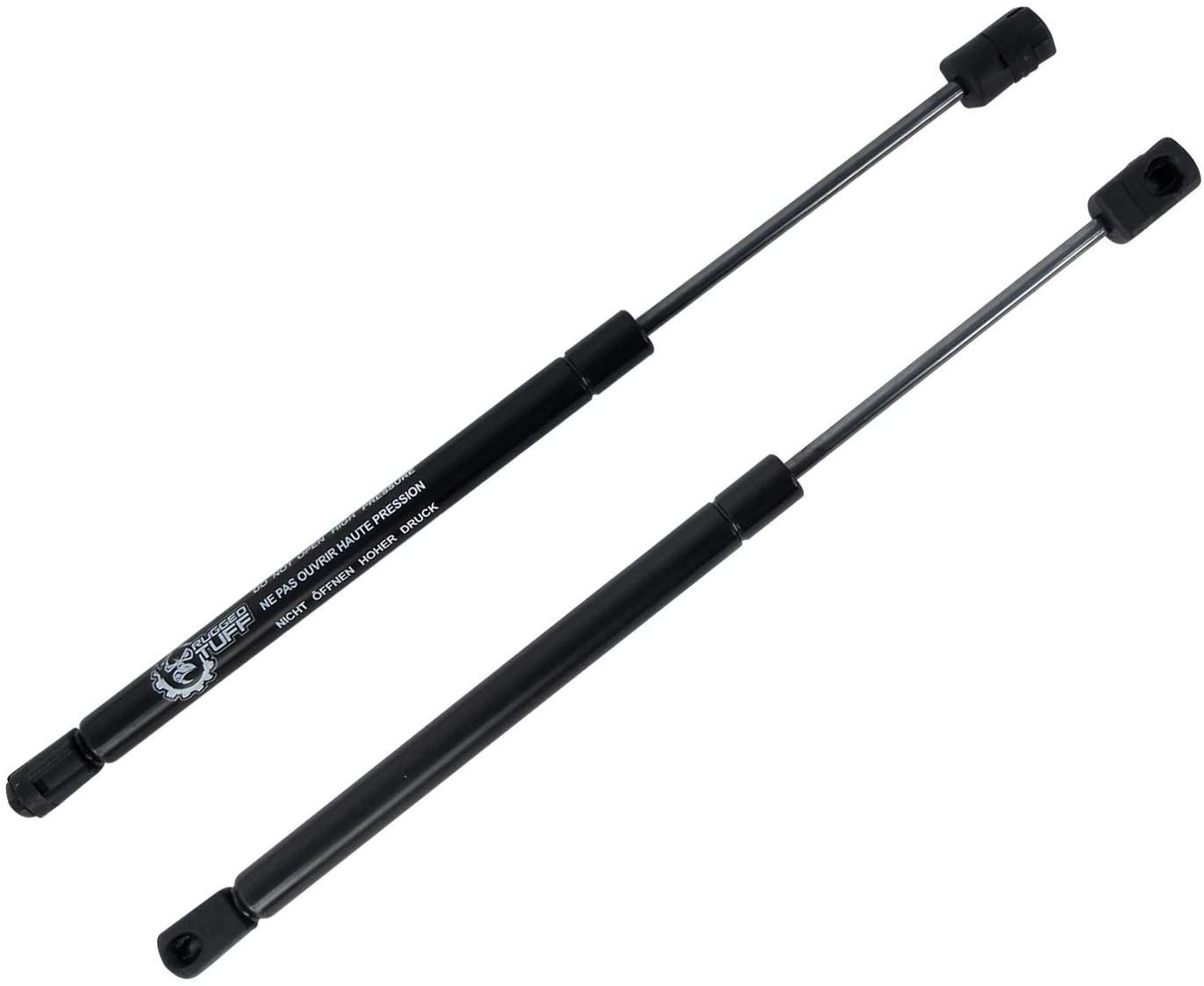 Rugged TUFF Front Hood Shocks Lift Supports Replacement For Ford Expedition F-150 F-250 1997 1998 1999 2000 2001 2002 2003 2004 2005 2006 RT660016 4478 SG404016 Extended Pack of 2