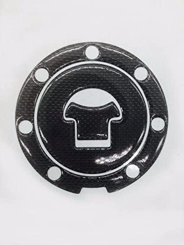 Real Carbon Fiber Fuel Gas Tank Cap Protector Pad For HONDA CBR600RR 2003-2015 CBR1000RR 2004-2015