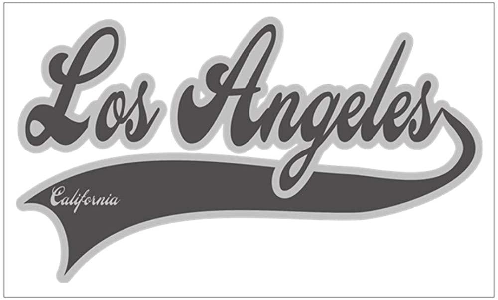 CNW Studio Los Angeles California Decal Vinyl Bumper Sticker 5