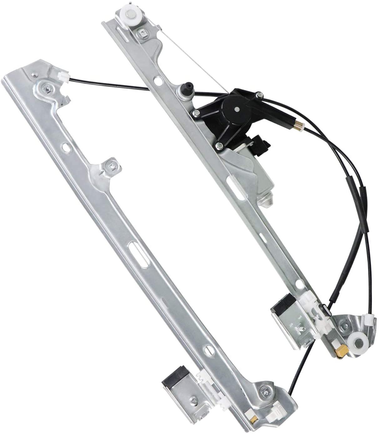 Window Regulator Motor for 2002-2006 Cadillac Escalade, Avalanche/Suburban 1500 2500, 2001-06 Silverado/GMC Sierra/Yukon XL 1500 2500 3500 HD Front Passenger Right Side 741-645