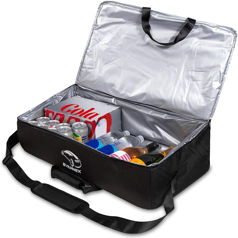 Evannex Frunk Cooler - Tesla Model 3 - Electric Car Cooler - Food Insulation Bag - Tesla Organizer - 36