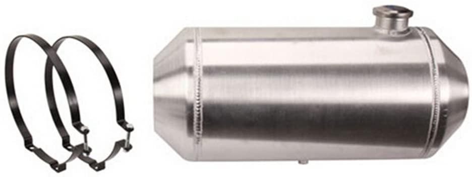 7 Gallon Spun Aluminum Hotrod Ratrod Fuel Tank, 2-1/4