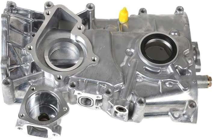 MOCA 13500-53401 New Oil Pump for 1991-1999 for NISSAN 240SX 2.4L L4 DOHC