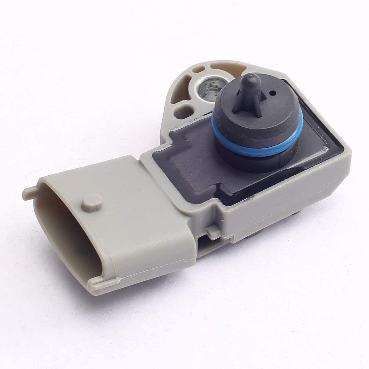 CENTAURUS Fuel Pressure Sensor 0261230238 Replacement for Ford Focus Kuga I Volvo C70 S40 S60 S80 V50 V60 XC60 XC70 XC90
