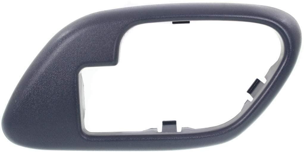For Chevy Tahoe Door Handle Trim 1995 96 97 98 99 2000 Passenger Side | Front/Rear | Inside | Blue | Plastic | 15708082