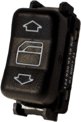 SWITCHDOCTOR Window Master Switch for 1995 Mercedes Benz E300D (Rear Right & Center Console)
