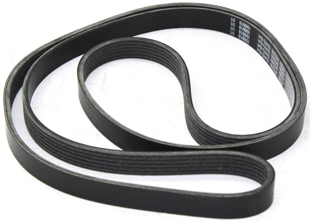 For Dodge Charger Drive Belt 2006 07 08 09 10 2011 | Main Drive | Multiple Accessory | 82.5 in. Effective L | 0.82 in. Top W | 6 Rib Count | Serpentine Belt