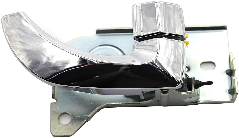 Otois Interior Inside Front Right Chrome Door Handle 82620-3E011 for Kia Sorento 2003 2009