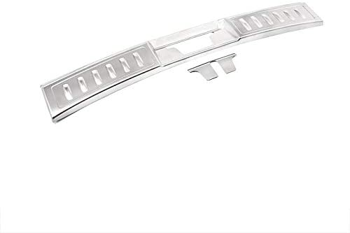 For Range Rover Evoque (L551) 2019 2020 Car Stainless Steel Built-In Bumper Guard Trim Accessories