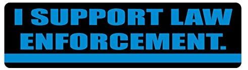 BOLDERGRAPHX 1079 I SUPPORT LAW ENFORCEMENT thin Blue Line