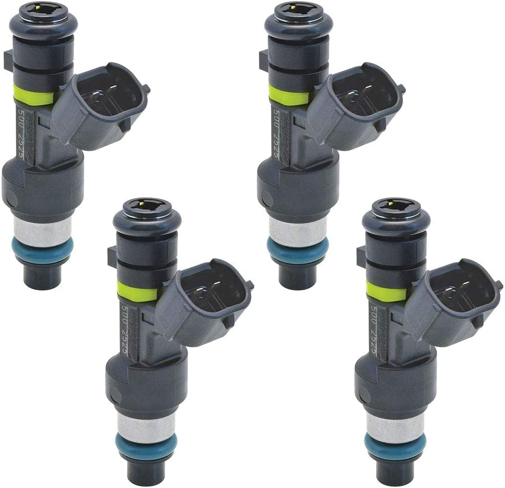 For Nissan Sentra Versa Cube Complete Fuel Injector Set - BuyAutoParts 35-809964I New