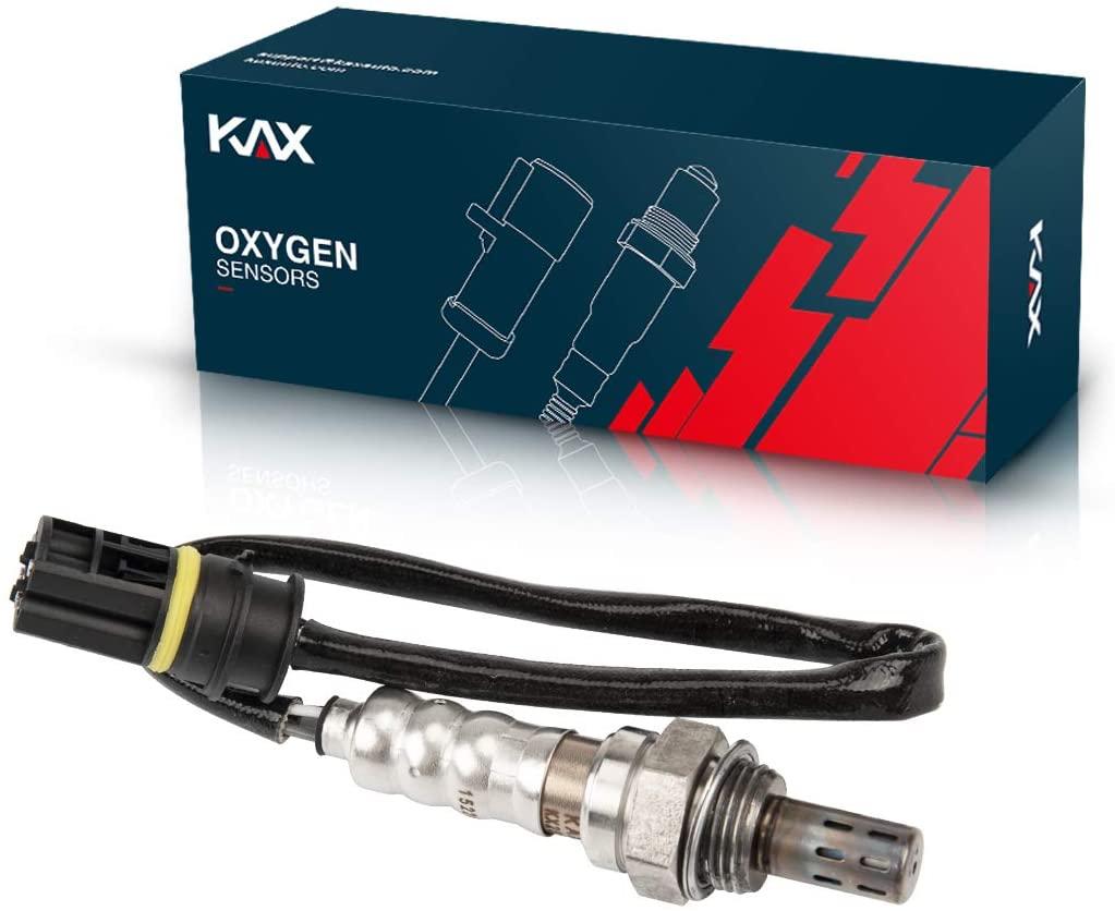 KAX 250-24609 Oxygen Sensor, Original Equipment Replacement ST-24609 Heated O2 Sensor Air Fuel Ratio Sensor 1 Sensor 2 Upstream Downstream 1Pcs