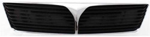 Go-Parts - for 2002 - 2003 Mitsubishi Lancer Grille Assembly Performance MI1200233 Replacement