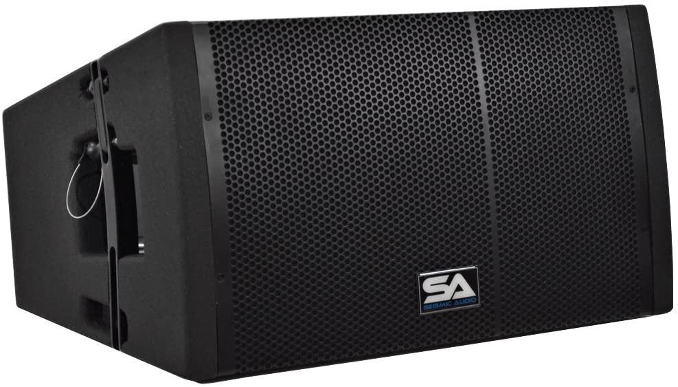 Seismic Audio SAXLP-12A - Powered 12