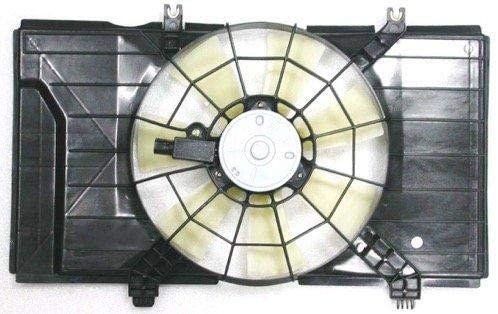 Go-Parts - for 2002 - 2004 Chrysler Neon Engine / Radiator Cooling Fan Assembly Performance CH3115129 Replacement 2003