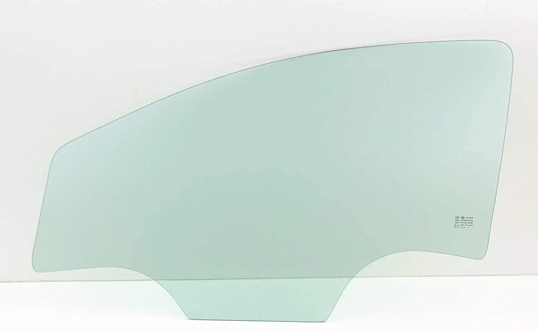 NAGD Driver Left Side Front Door Window Door Glass Compatible with Chevrolet Sonic 2012-2020 Models
