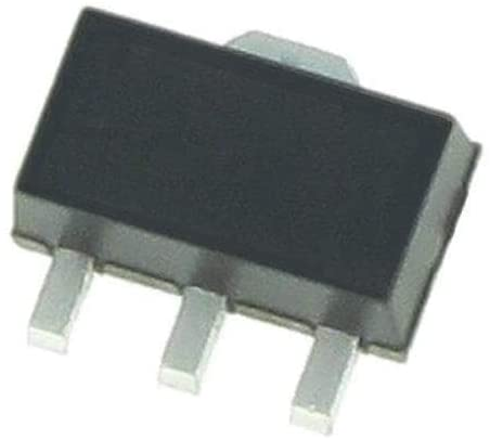 RF Amplifier 1 GHz 18 dB gain wideband Amplifier MMIC, Pack of 10 (BGA3018,115)
