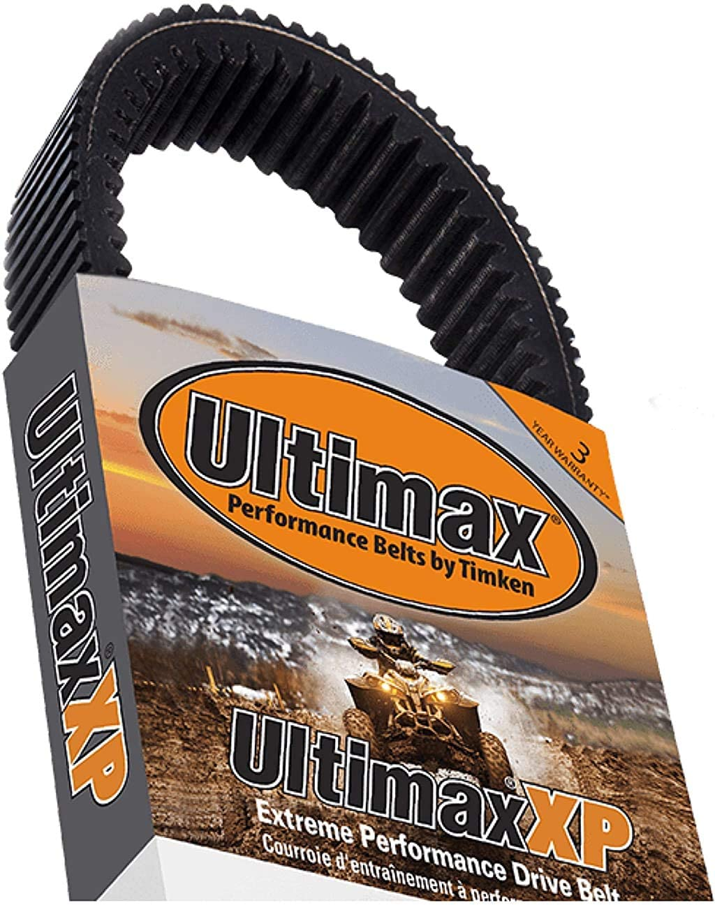 Can-Am Maverick 1000R Drive Belt Ultimax by Timken with 3 Year Warranty UXP 446 (1)
