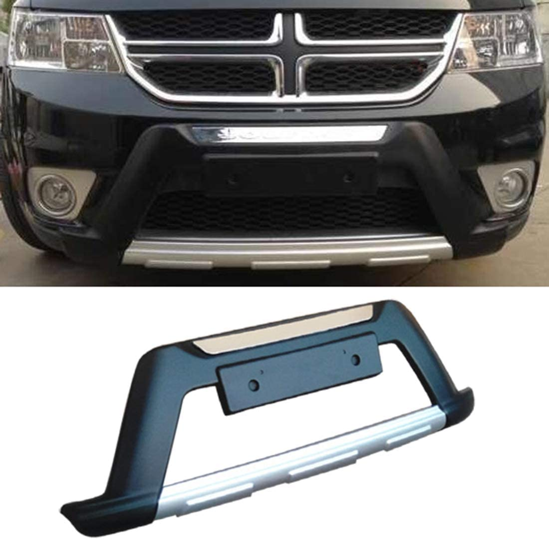 Rhegene New Bumper Protector for Dodge Journey 2011-2014 2012 2013 ABS Front Guard Cover