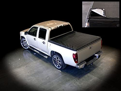 Snap-On Tonneau Cover FOR 04-13 14 NISSAN TITAN KING/EXTENDED CAB 6.5 ft 78